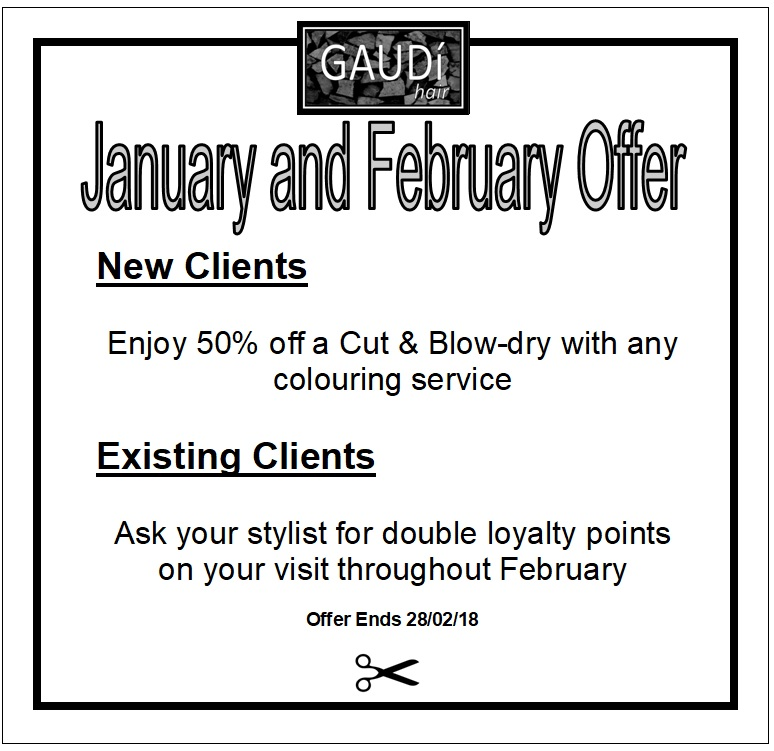 jan and feb offer
