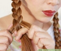 plaiting hair, how to style your hair without heat