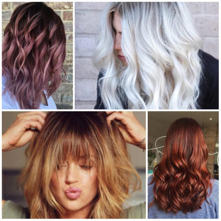 Jesenje boje za kosu