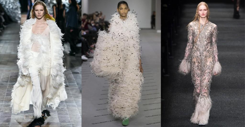 IMAGE - Vogue (L-R Sonia Rykiel, Balenciaga, Alexander McQueen)